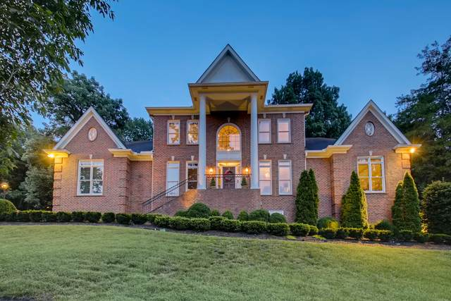 6325 Wescates Ct, Brentwood, TN 37027 (MLS #RTC2166661) :: John Jones Real Estate LLC
