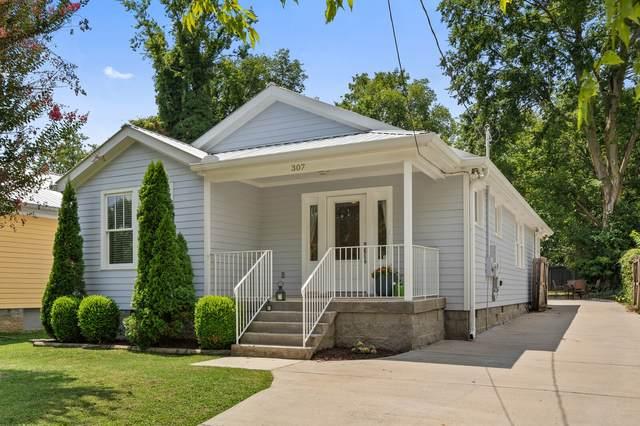 307 Morton Ave, Nashville, TN 37211 (MLS #RTC2166865) :: Nashville on the Move