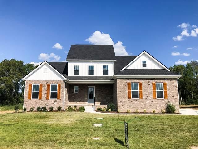 620 Chrisview Court Lot 214, Murfreesboro, TN 37129 (MLS #RTC2167845) :: RE/MAX Homes And Estates