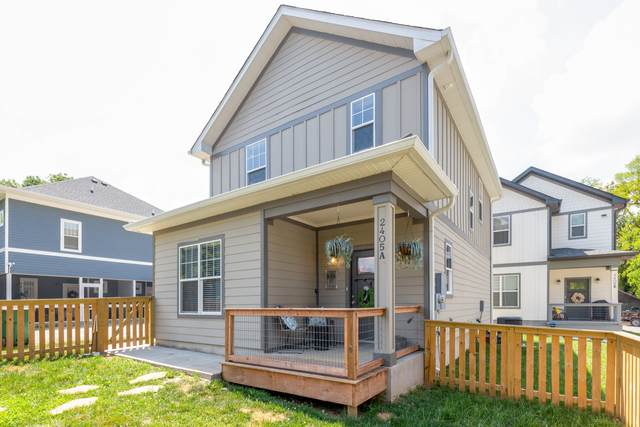 2405A Dowlan, Nashville, TN 37208 (MLS #RTC2167896) :: Ashley Claire Real Estate - Benchmark Realty