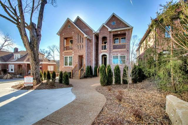 141 Woodmont Blvd, Nashville, TN 37205 (MLS #RTC2167947) :: The Miles Team | Compass Tennesee, LLC
