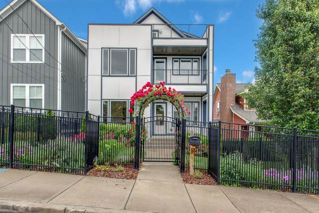 908 Locklayer St, Nashville, TN 37208 (MLS #RTC2168338) :: Ashley Claire Real Estate - Benchmark Realty