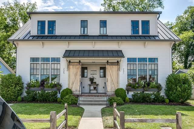 225 Cummins Street, Franklin, TN 37064 (MLS #RTC2168680) :: Cory Real Estate Services