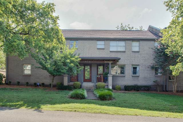 512 Chesterfield Ave C2, Nashville, TN 37212 (MLS #RTC2169891) :: The Milam Group at Fridrich & Clark Realty