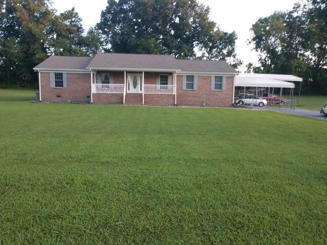 105 Summer Ln, Shelbyville, TN 37160 (MLS #RTC2169922) :: Village Real Estate