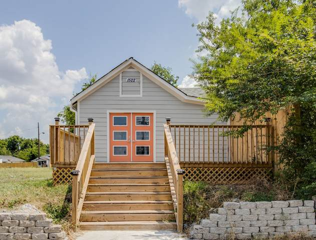 1522 14th Ave N, Nashville, TN 37208 (MLS #RTC2170602) :: Village Real Estate