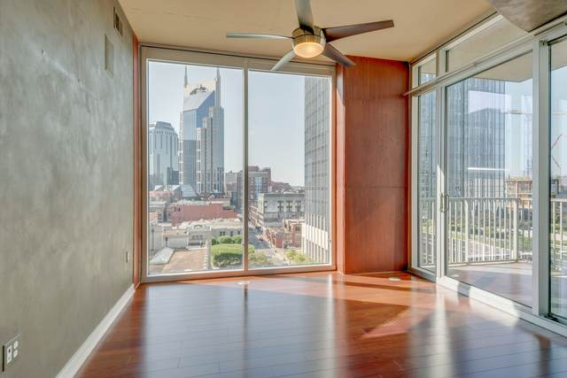 301 Demonbreun St #905 #905, Nashville, TN 37201 (MLS #RTC2171214) :: Exit Realty Music City