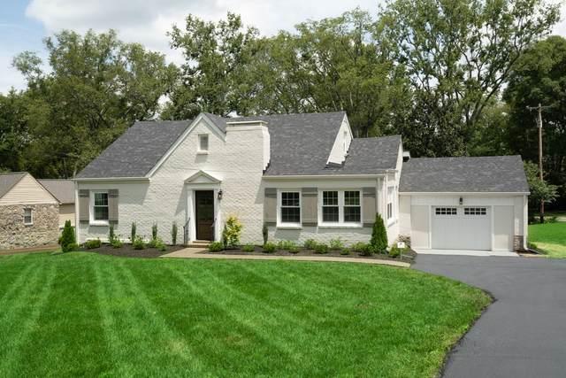 4312 Glen Eden Dr, Nashville, TN 37205 (MLS #RTC2172006) :: Berkshire Hathaway HomeServices Woodmont Realty