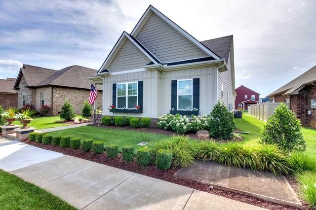 2910 Cason Ln, Murfreesboro, TN 37128 (MLS #RTC2172364) :: Village Real Estate