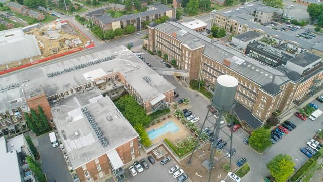 1350 Rosa L Parks Blvd #451, Nashville, TN 37208 (MLS #RTC2172576) :: Ashley Claire Real Estate - Benchmark Realty