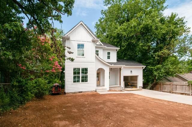 110 Rose St, Nashville, TN 37210 (MLS #RTC2172735) :: Village Real Estate