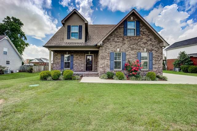 1018 Matheus Dr, Murfreesboro, TN 37128 (MLS #RTC2173295) :: Village Real Estate