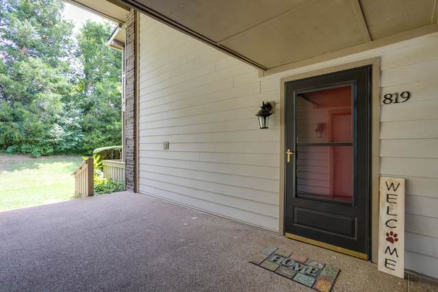 819 Ashlawn Pl, Nashville, TN 37211 (MLS #RTC2174066) :: Adcock & Co. Real Estate