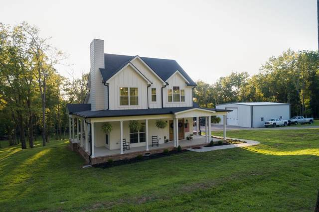 1571 Elmore Rd, Eagleville, TN 37060 (MLS #RTC2174401) :: John Jones Real Estate LLC