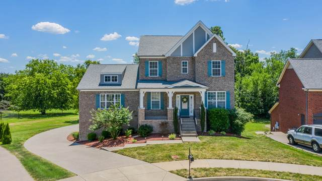 3116 Cooks Ct, Hermitage, TN 37076 (MLS #RTC2174517) :: Berkshire Hathaway HomeServices Woodmont Realty