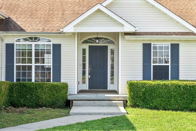 766 Samantha Ln, Clarksville, TN 37040 (MLS #RTC2175072) :: Your Perfect Property Team powered by Clarksville.com Realty