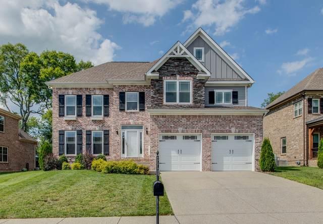 3041 Foust Dr, Spring Hill, TN 37174 (MLS #RTC2175645) :: Village Real Estate