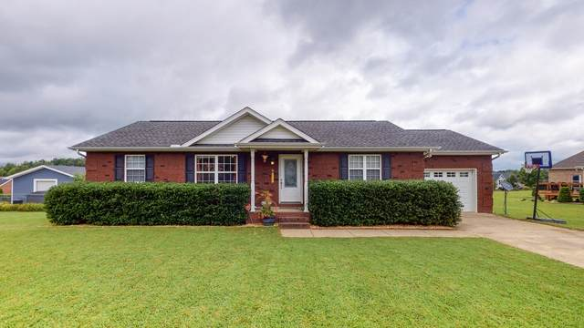 401 Sylvis Rd, Dickson, TN 37055 (MLS #RTC2175916) :: Village Real Estate