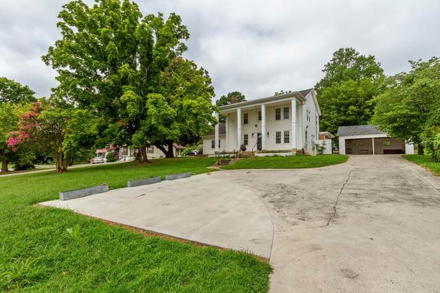 2124 Circle Dr, Columbia, TN 38401 (MLS #RTC2176249) :: Nashville Home Guru
