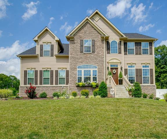 1025 Crutcher Station Dr, Hendersonville, TN 37075 (MLS #RTC2176433) :: Village Real Estate