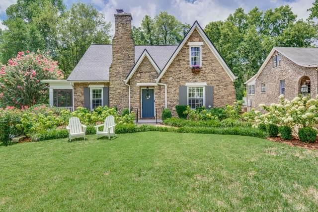 1023 Belvidere Dr, Nashville, TN 37204 (MLS #RTC2176474) :: Village Real Estate