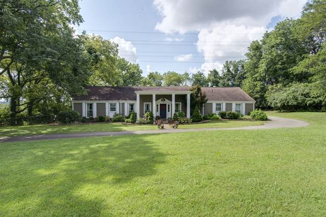 807 Redwood Dr, Nashville, TN 37220 (MLS #RTC2176552) :: Nashville Home Guru