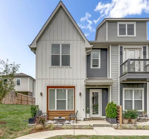 700 James Ave #14, Nashville, TN 37209 (MLS #RTC2176568) :: Team Wilson Real Estate Partners