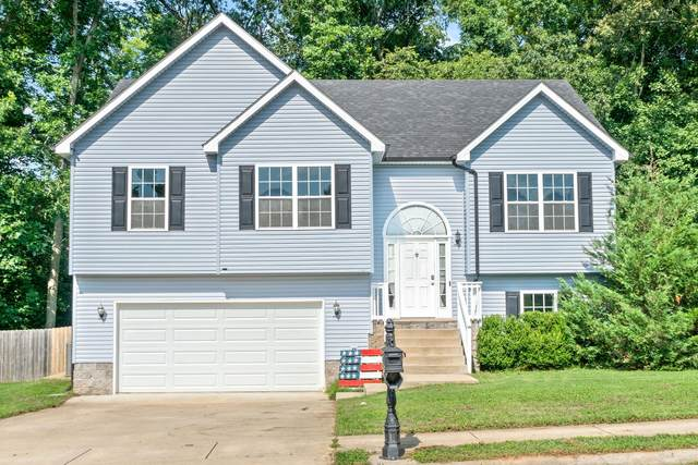1241 Meachem Dr, Clarksville, TN 37042 (MLS #RTC2176645) :: Village Real Estate