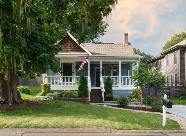 1409 Lillian St, Nashville, TN 37206 (MLS #RTC2176651) :: Village Real Estate