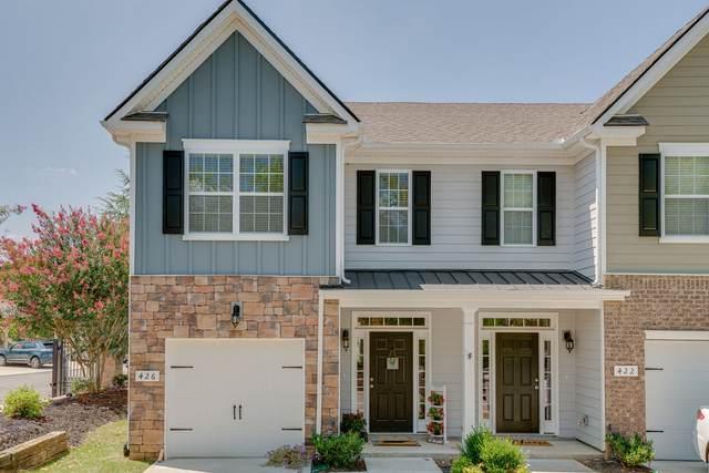 426 Manor Row, Pleasant View, TN 37146 (MLS #RTC2176843) :: Stormberg Real Estate Group