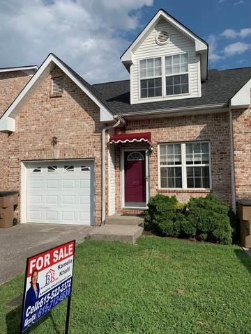 3001 Hamilton Church Rd #435, Antioch, TN 37013 (MLS #RTC2178240) :: Village Real Estate