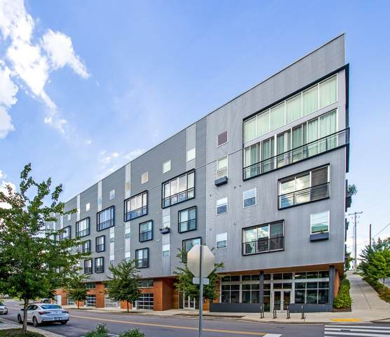 1260 Martin St #414, Nashville, TN 37203 (MLS #RTC2178290) :: Felts Partners