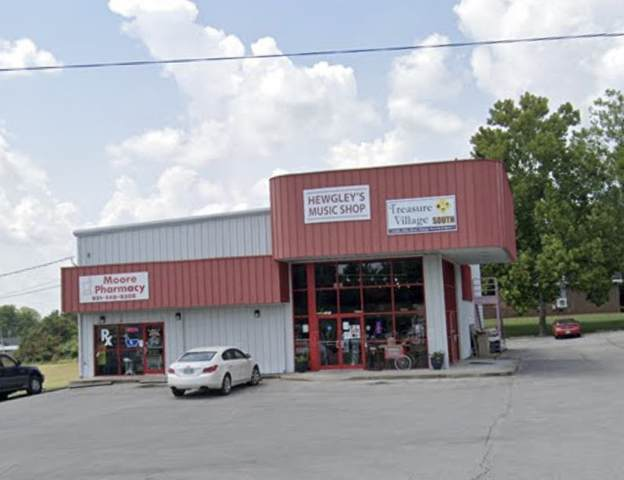 1860 Shady Brook St, Columbia, TN 38401 (MLS #RTC2178503) :: Adcock & Co. Real Estate