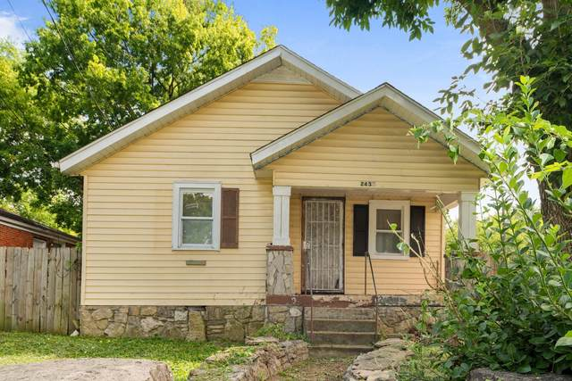 2435 Batavia St, Nashville, TN 37208 (MLS #RTC2178534) :: Ashley Claire Real Estate - Benchmark Realty