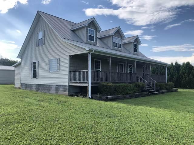 805 Francis Ferry Rd, Mc Minnville, TN 37110 (MLS #RTC2179185) :: Village Real Estate