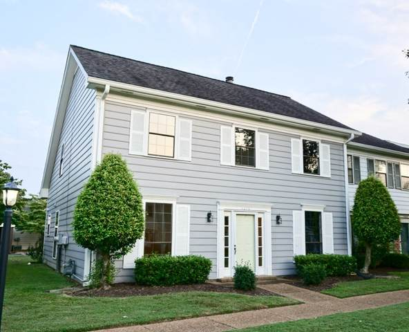 1215 General George Patton Rd, Nashville, TN 37221 (MLS #RTC2179298) :: Christian Black Team