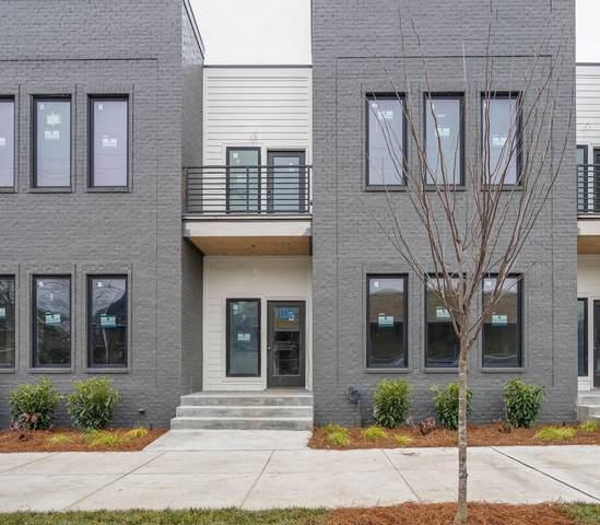 1110 Greenwood Ave, Nashville, TN 37206 (MLS #RTC2179342) :: Village Real Estate