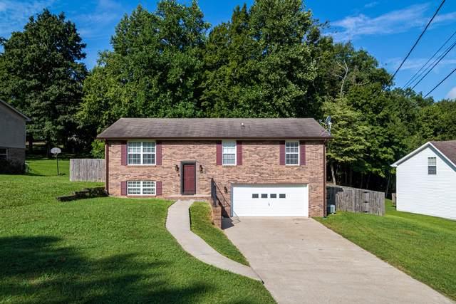 1250 Cottonwood Dr, Clarksville, TN 37040 (MLS #RTC2179408) :: Village Real Estate