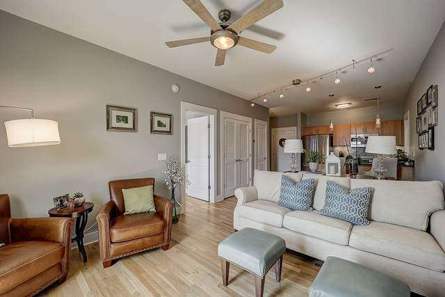 817 3rd Ave N #306, Nashville, TN 37201 (MLS #RTC2179845) :: The Helton Real Estate Group