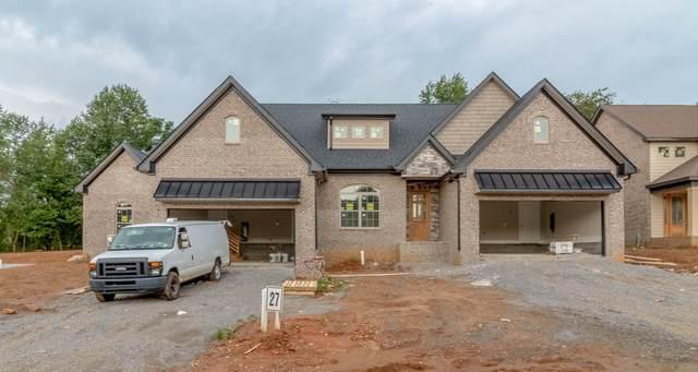 1092 Veridian Drive Unit 27B 27B, Clarksville, TN 37043 (MLS #RTC2179920) :: PARKS