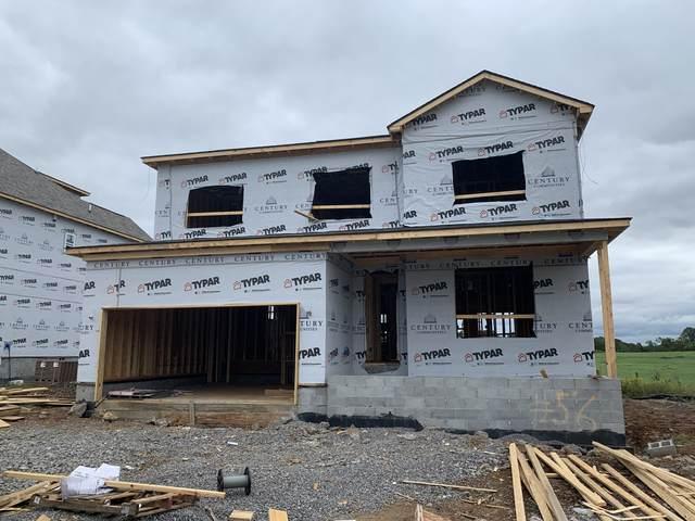 509 Disley Way (Lot 56), Murfreesboro, TN 37128 (MLS #RTC2180595) :: Village Real Estate