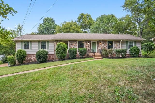 172 Luna Ln, Hendersonville, TN 37075 (MLS #RTC2181296) :: Village Real Estate