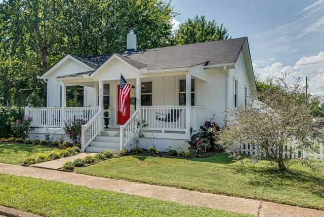400 Hadley Avenue, Old Hickory, TN 37138 (MLS #RTC2181650) :: FYKES Realty Group