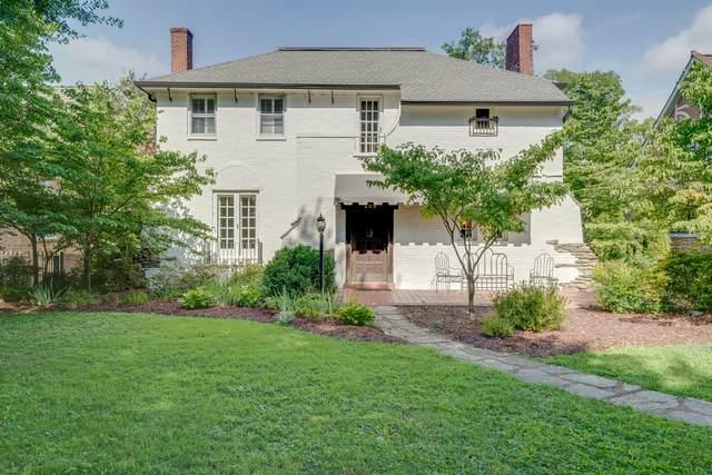 209 Craighead Ave, Nashville, TN 37205 (MLS #RTC2181837) :: Village Real Estate