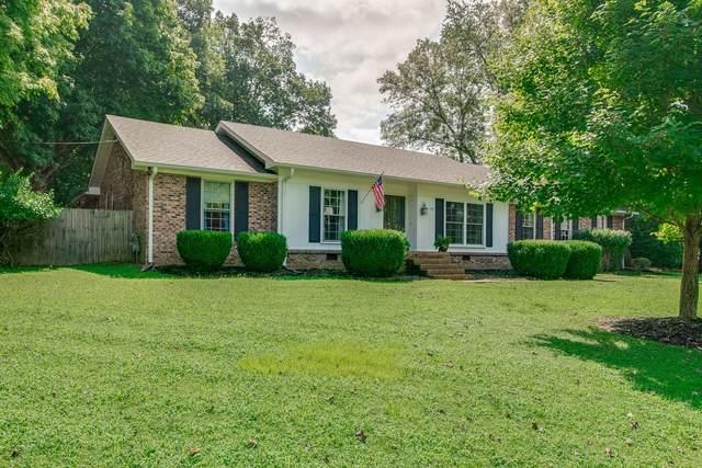 101 Knoll Ln, Hendersonville, TN 37075 (MLS #RTC2182393) :: Village Real Estate