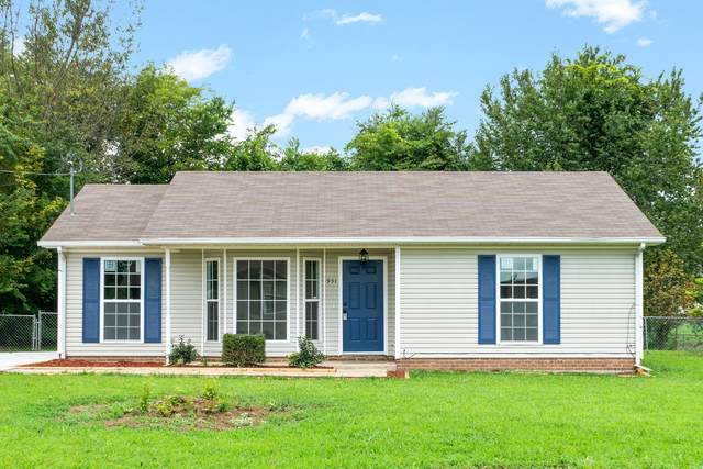 951 Van Buren Ave, Oak Grove, KY 42262 (MLS #RTC2182685) :: FYKES Realty Group