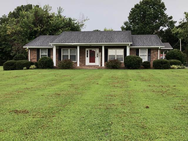 1509 Springer Rd, Lawrenceburg, TN 38464 (MLS #RTC2183142) :: Platinum Realty Partners, LLC