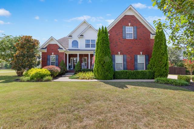 2101 Salem Woods Dr, Rockvale, TN 37153 (MLS #RTC2183597) :: Nashville on the Move
