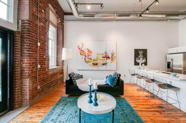 1350 Rosa L Parks Blvd #331, Nashville, TN 37208 (MLS #RTC2183874) :: The Milam Group at Fridrich & Clark Realty
