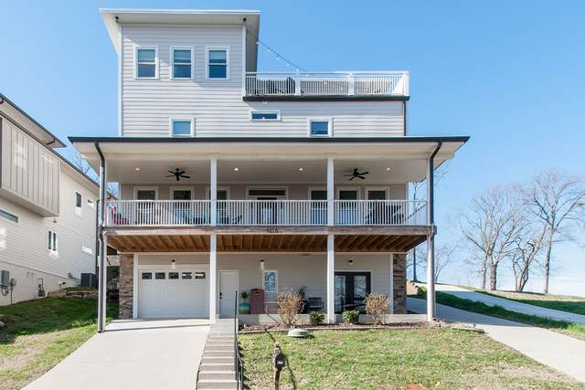 6116 Hill Circle Dr, Nashville, TN 37209 (MLS #RTC2184767) :: Fridrich & Clark Realty, LLC